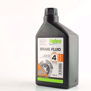 Picture of Valeo Brake Fluid Dot 4 0.5L