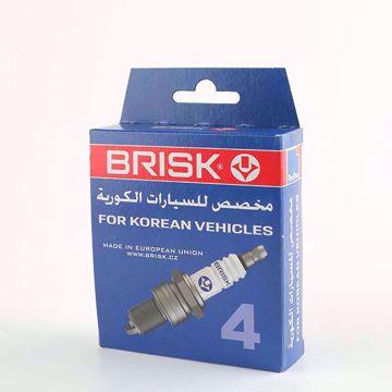 QR15LC-1 بريسك بوجيهات سوبر للسيارات الكورية