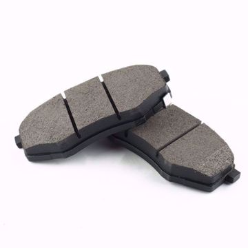 Picture of Hi-Q Brake Pads Front - i30