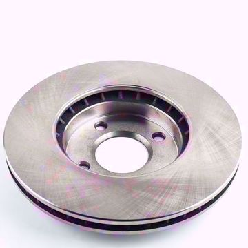 Picture of SMG Brake Rotor  Rear - Carens