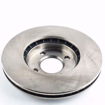 Picture of SMG Brake Rotor  Rear - Octavia A5