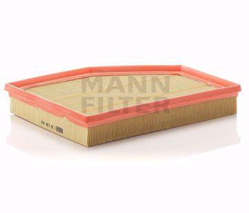 Picture of MANN Air Filter - BMW E60 E61 E63 E64
