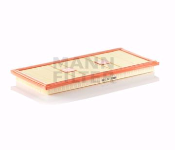 Picture of MANN Air Filter - M276 C-Class w204 E-Class W212 S-Class W222