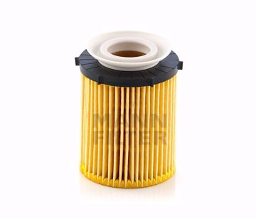 Picture of MANN Oil Filter - E-Class M270
