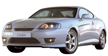 Picture for category Hyundai Coupe Spare Parts 2005:2006