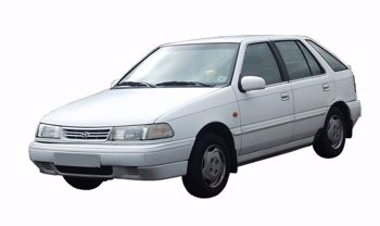 Picture for category Hyundai Excel Spare Parts