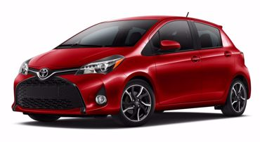 Picture for category Toyota Yaris HatchBack Spare Parts