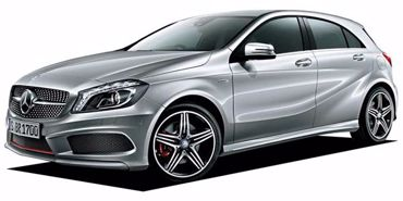 Picture for category Mercedes Benz A-Class W176 Spare Parts