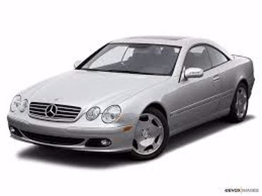 Picture for category Mercedes Benz CL-Class CL215 Spare Parts