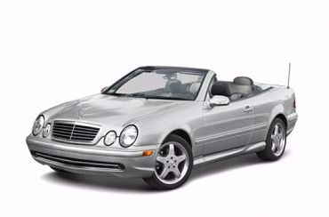 Picture for category Mercedes Benz CLK-Class W208 Spare Parts
