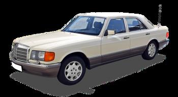 صورة للفئة قطع غيار مرسيدس بنز S-Class W126