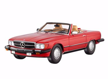 Picture for category Mercedes Benz SL-Class R107 Spare Parts