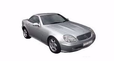 Picture for category Mercedes Benz SLK-Class R170 Spare Parts