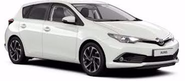 Picture for category Toyota Auris Spare Parts