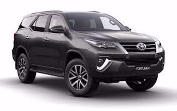 Picture for category Toyota Fortuner Spare Parts