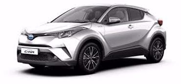 Picture for category Toyota CHR Spare Parts