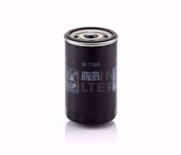 Picture of MANN Oil Filter - Jetta - Octavia - Golf