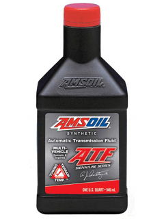 Amsoil automatic transmission signature series fluid Multi-Vehicle 946ML