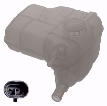 Picture of GM Coolant reservoir Tank - Astra J