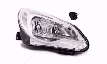 Picture of DEPO Front Headlight - Corsa D