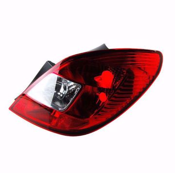 Picture of DEPO Rear Light - Corsa D