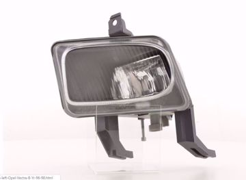 Picture of DEPO Set Fog Light Lamp  - Vectra B