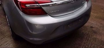 Picture of TEPO Rear Bumper Beam - Insignia