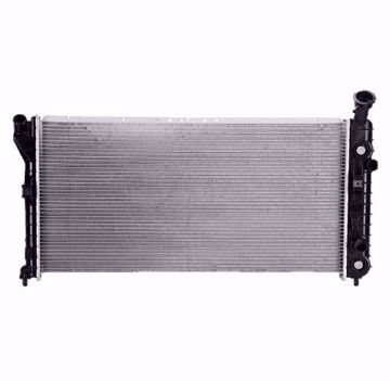 Picture of NISSENS Radiator  - Astra G