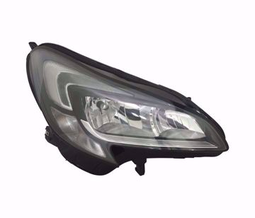 Picture of TYC Front Headlight - Corsa E