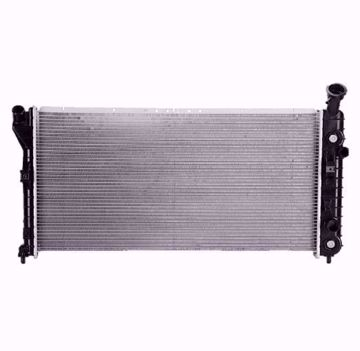 Picture of NISSENS Radiator  - Corsa C