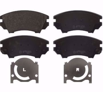 Picture of Brake Pads Front - BYD F3