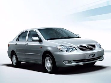 Picture for category BYD F3 Spare Parts
