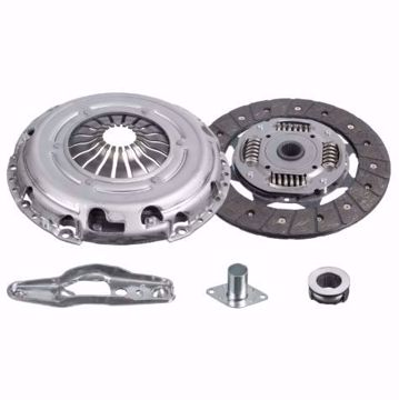 Picture of LUK Complete Clutch Set with Release Fork - Passat B6