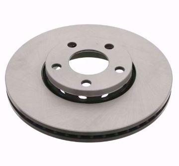Picture of Front Brake Discs - Passat B5