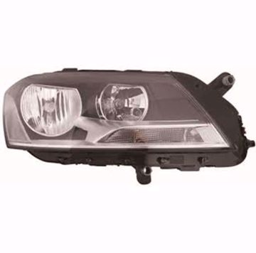 Picture of DEPO Head Lights - Passat B7