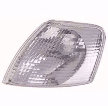 Picture of DEPO Indicator Light (White)  - Passat B5