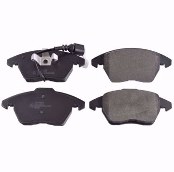 Picture of Front Brake Pads Original - Audi A1