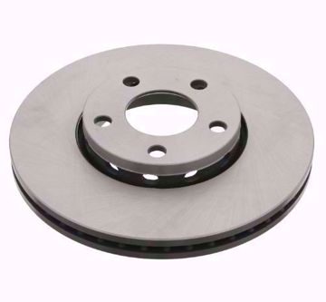Picture of FERODO Front Brake Discs - Golf 6