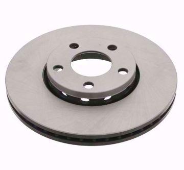Picture of FERODO Front Brake Discs - Scirocco