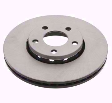 Picture of JP GROUP Front Brake Disc - Golf 7