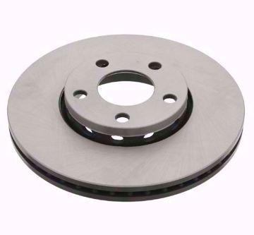 Picture of VALEO Front Brake Discs - Golf 7
