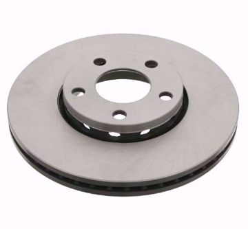 Picture of VALEO Front Brake Discs - Passat B8