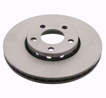 Picture of VALEO Front Brake Discs - Tiguan