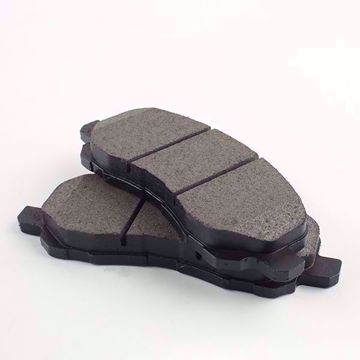 Picture of GLORY Rear Brake Pads - Lancer