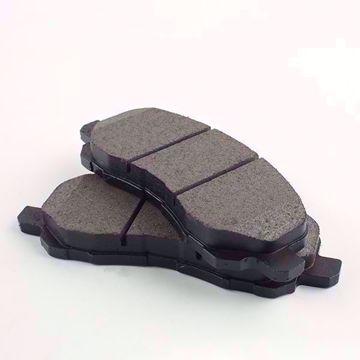 Picture of HI-Q Front Brake Pads - Lancer
