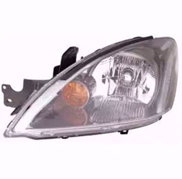 Picture of DEPO Front Headlight (Clear)  - Lancer Puma