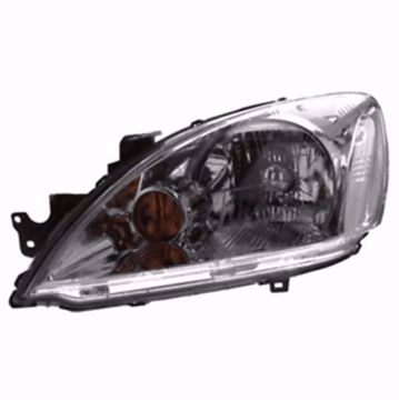 Picture of DEPO Front Headlight (Dark)  - Lancer Puma