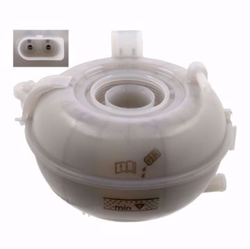 Picture of Coolant Expansion Tank Original - Octavia A7