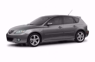 Picture for category Mazda 3 Hatchback Spare Parts 2003:2009