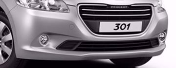 Picture of Front Bumper - Peugeot 301